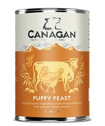 CANAGAN Puppy Feast 400g