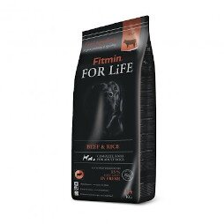FITMIN For Life Beef & Rice 14kg