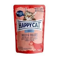 HAPPY CAT All Meat Adult Beef & Heart 85g