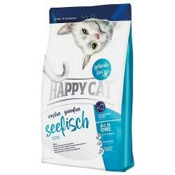 HAPPY CAT Sensitive Grainfree Seefisch
