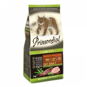 PRIMORDIAL Cat Adult Duck & Turkey