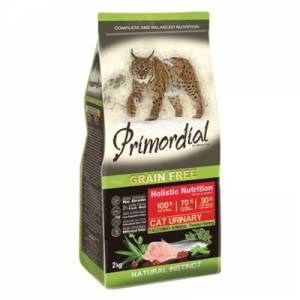 PRIMORDIAL Cat Urinary Turkey & Herring