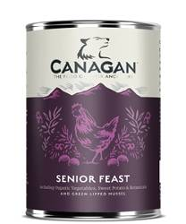CANAGAN Senior Feast 400g