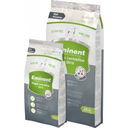 EMINENT Puppy Lamb & Rice 29/16