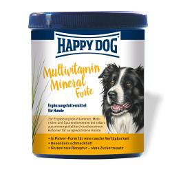 HAPPY DOG Multivitamin Mineral Forte