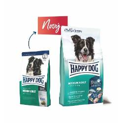HAPPY DOG Fit & Vital Medium Adult 24/12