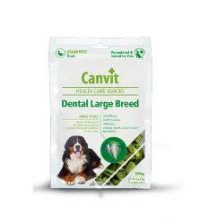 CANVIT Dental Large Breed Snacks 250g